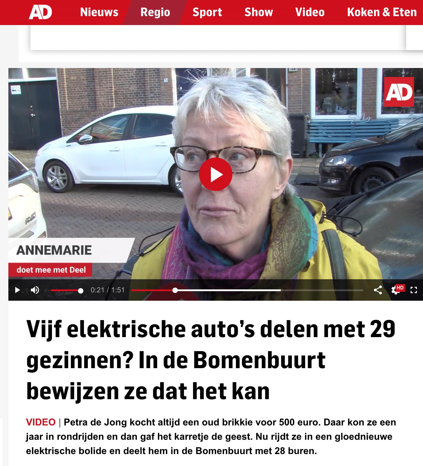Algemeen Dagblad DEEL