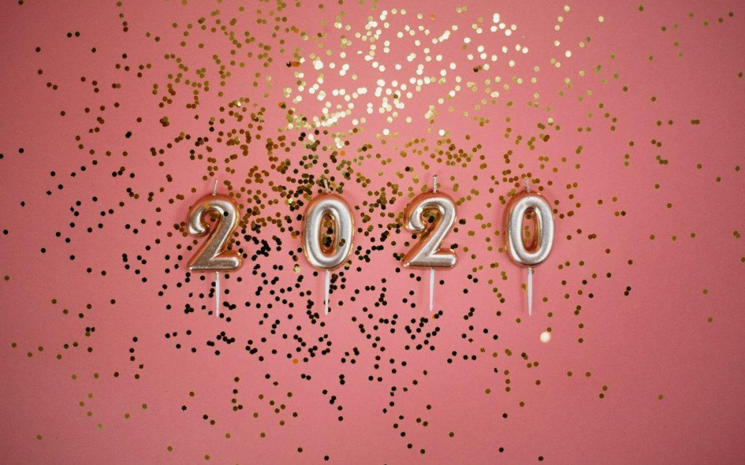 DE 10 BELANGRIJKSTE DEEL MOMENTEN IN 2020